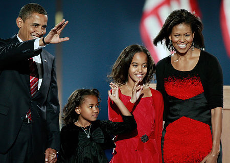 Fabulous First Family