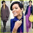 Rihanna at Channel Fashion Show